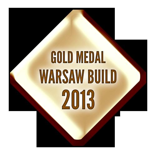gold warsaw