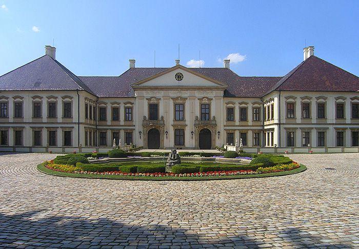 government castle prague