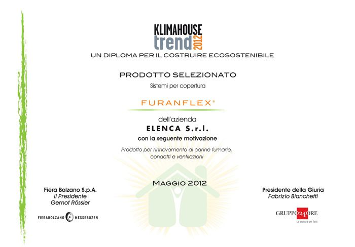 klimahouse trend 2012