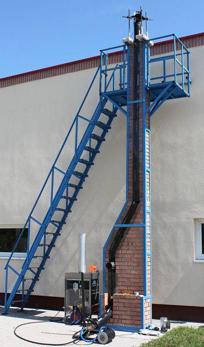 Training chimney